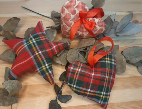 Tutorial Adornos navideños